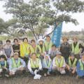 あさひ学友会の地域活動部会の活動紹介の写真