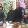 デイサービスセンター プラスで陶芸の喜びを皆さんにの写真