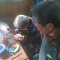 デイサービスセンター プラスで陶芸の喜びを皆さんに(その2)の写真