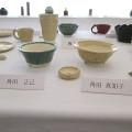 南房学園在校生・卒業生合同陶芸展の写真