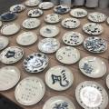 京葉学園 植草学園の学園祭「緑栄祭」に、陶芸絵付け教室として参加の写真